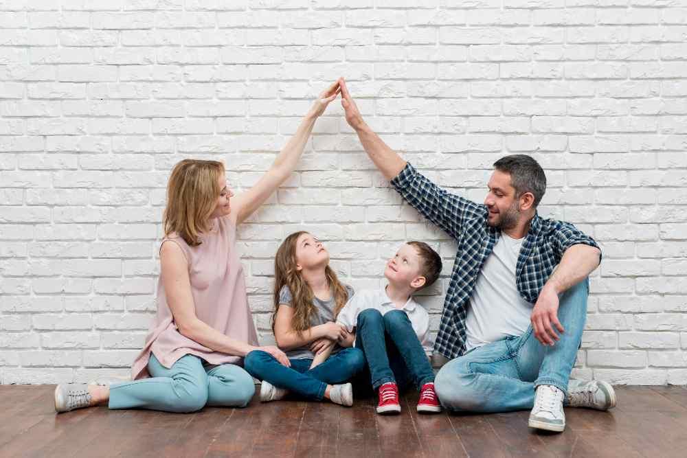 los roles en la familia