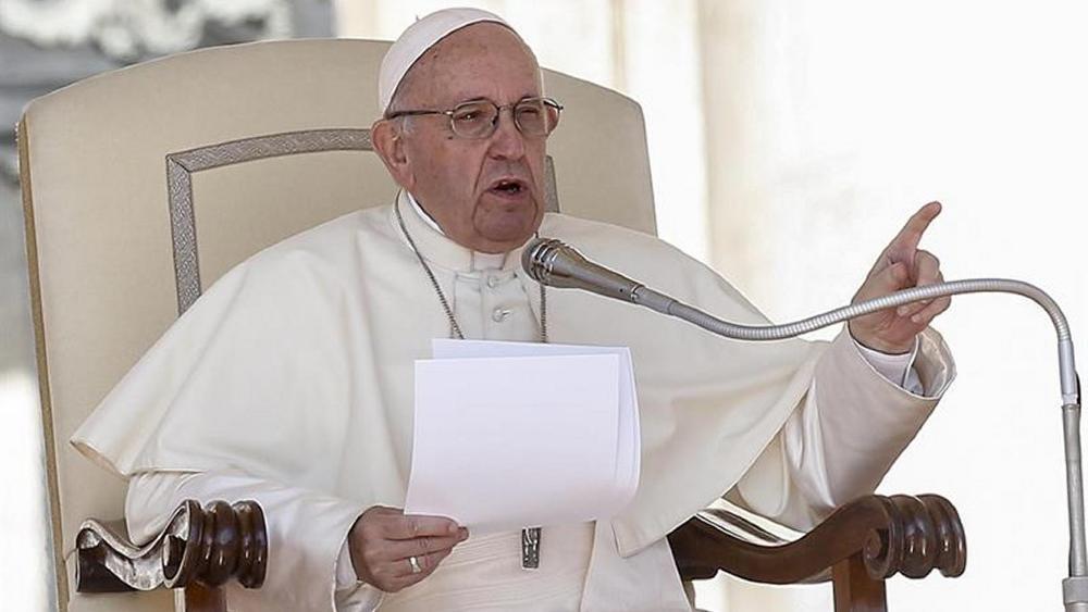 nuestras familias el video del papa