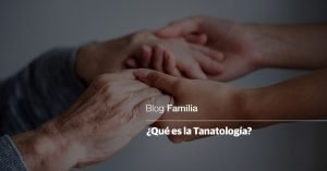 qué es la tanatología